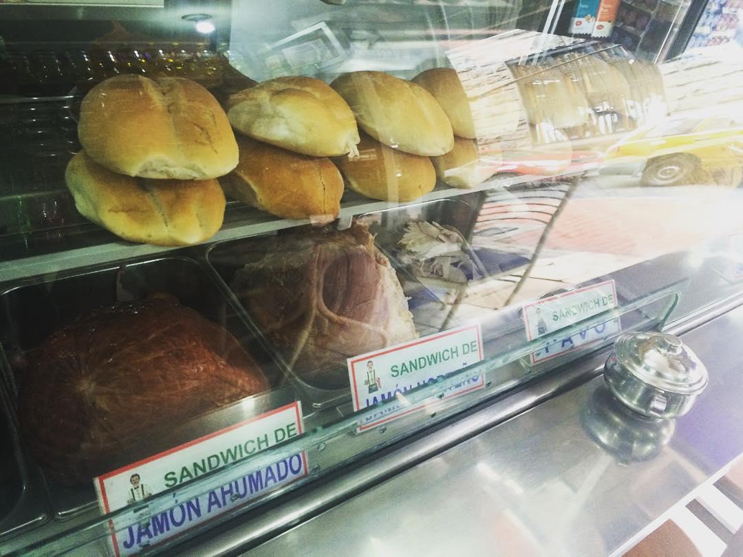 El desayuno del Centro  breakfast igersperu comidaperuana